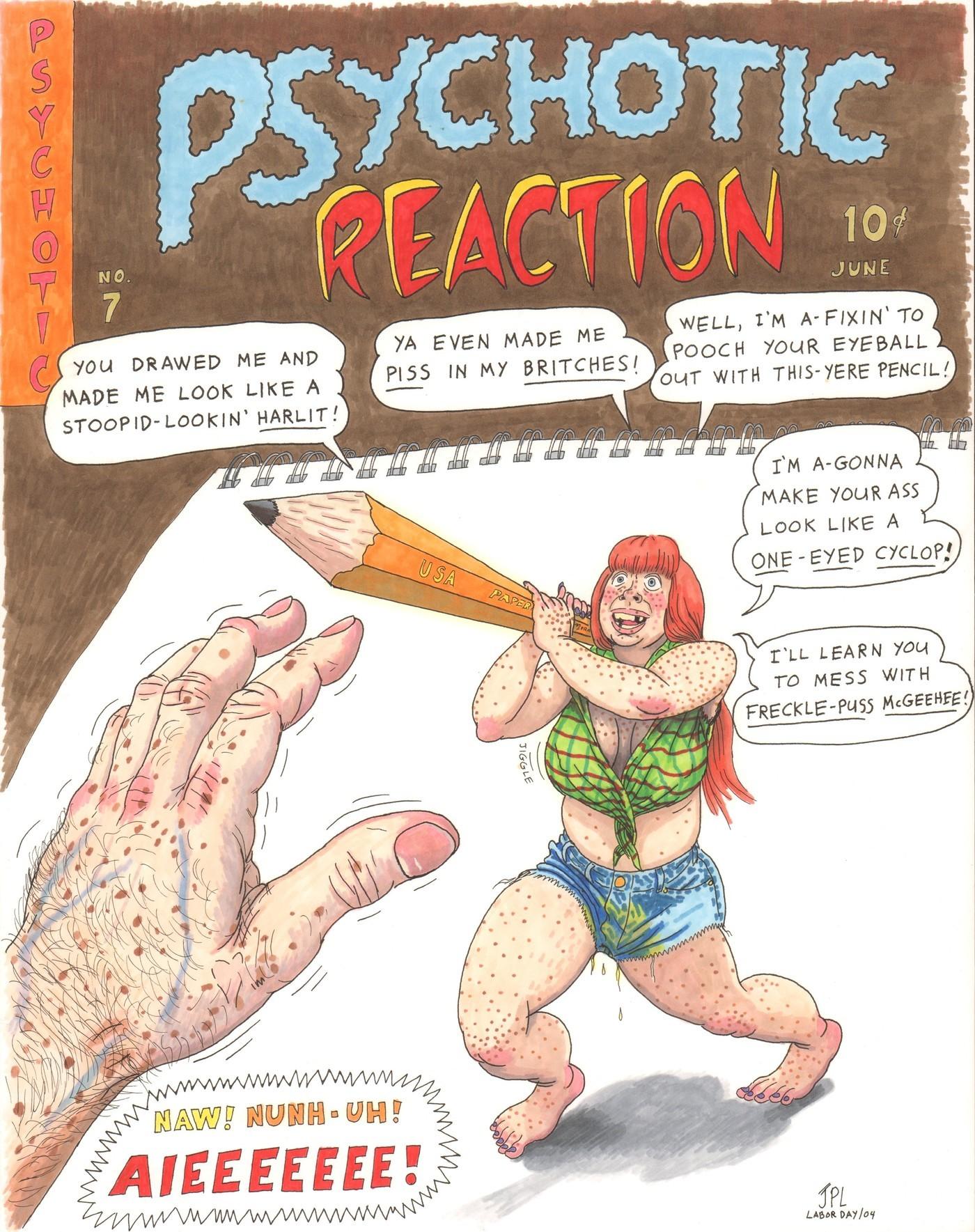 Psychotic Reaction - Every Little Bitz