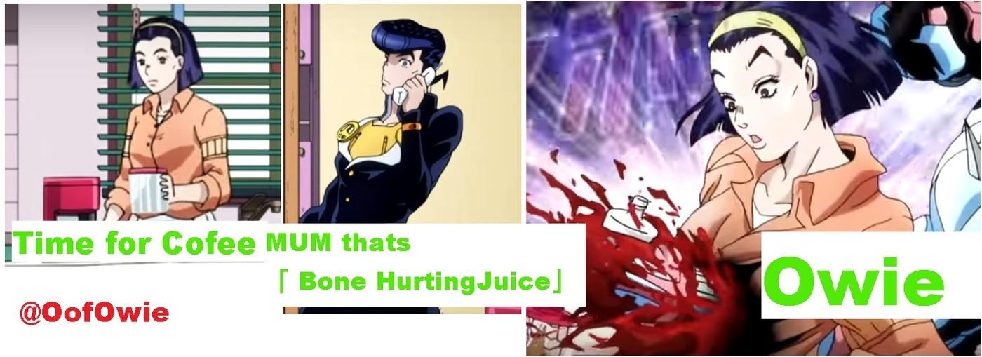 Bone Hurting Juice