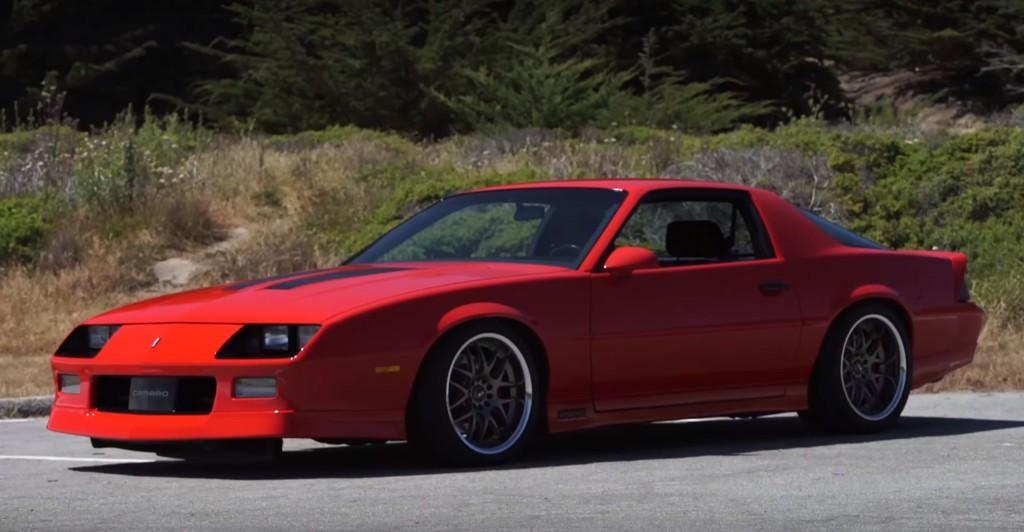 American Muscle History - Chevrolet Camaro