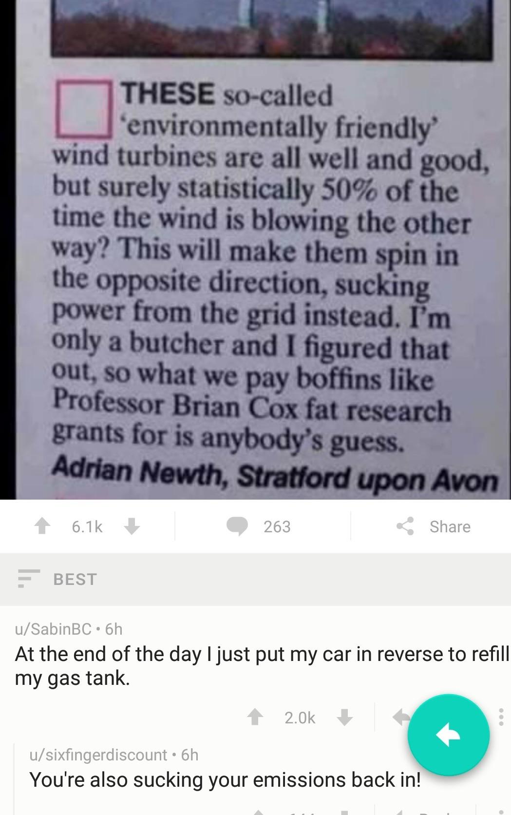 I love reddit comments