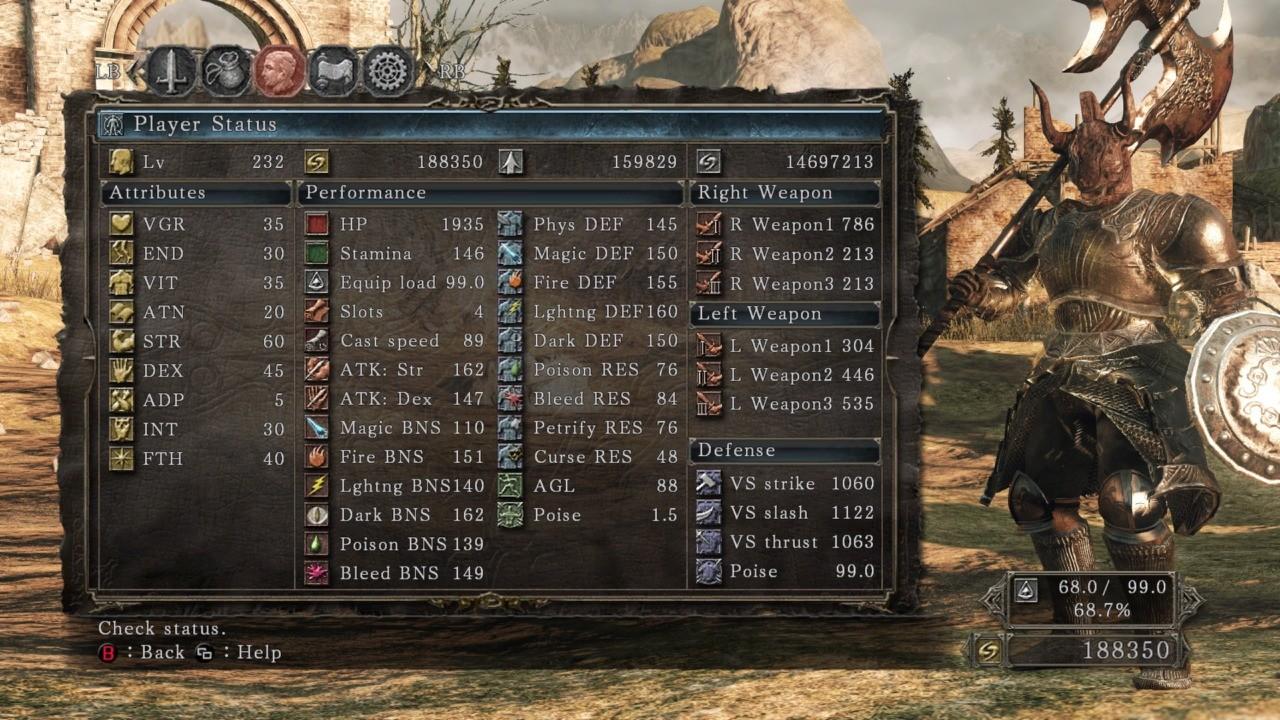 Dark Souls Dex Faith Build Pve