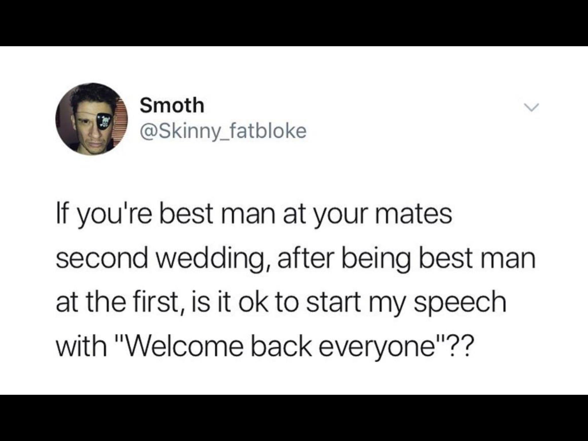 Best Man Speeches