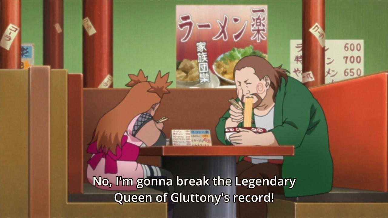 Queen Of Gluttony