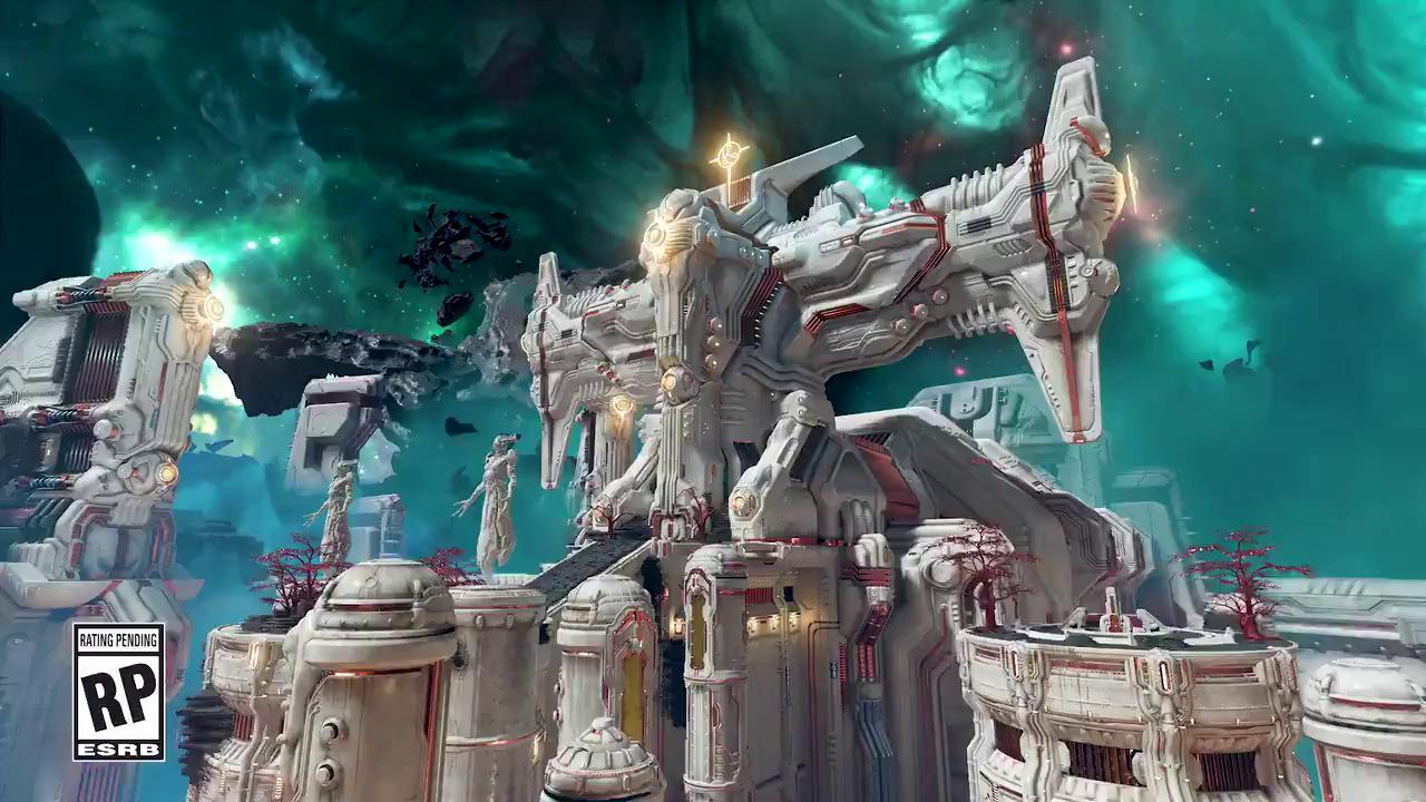 Doom Eternal E3 Teaser Trailer