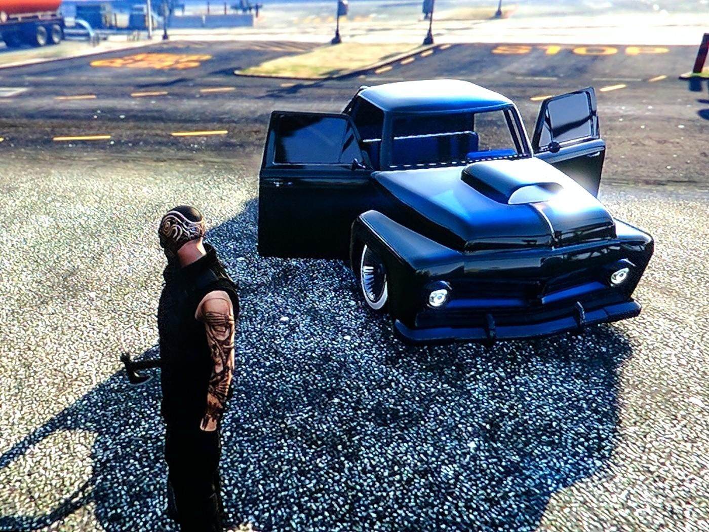 GTA V Cars, anyone?