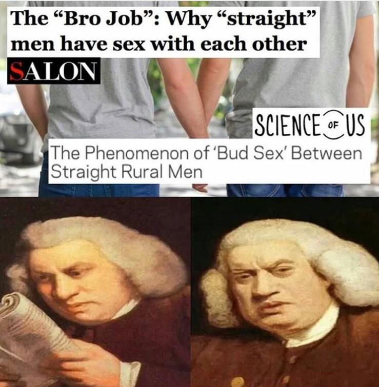 admin gave me a bro job