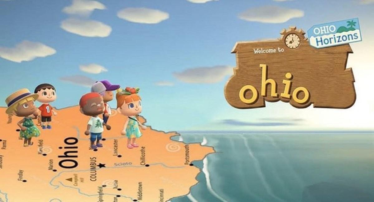 Animal Crossing New Ohio