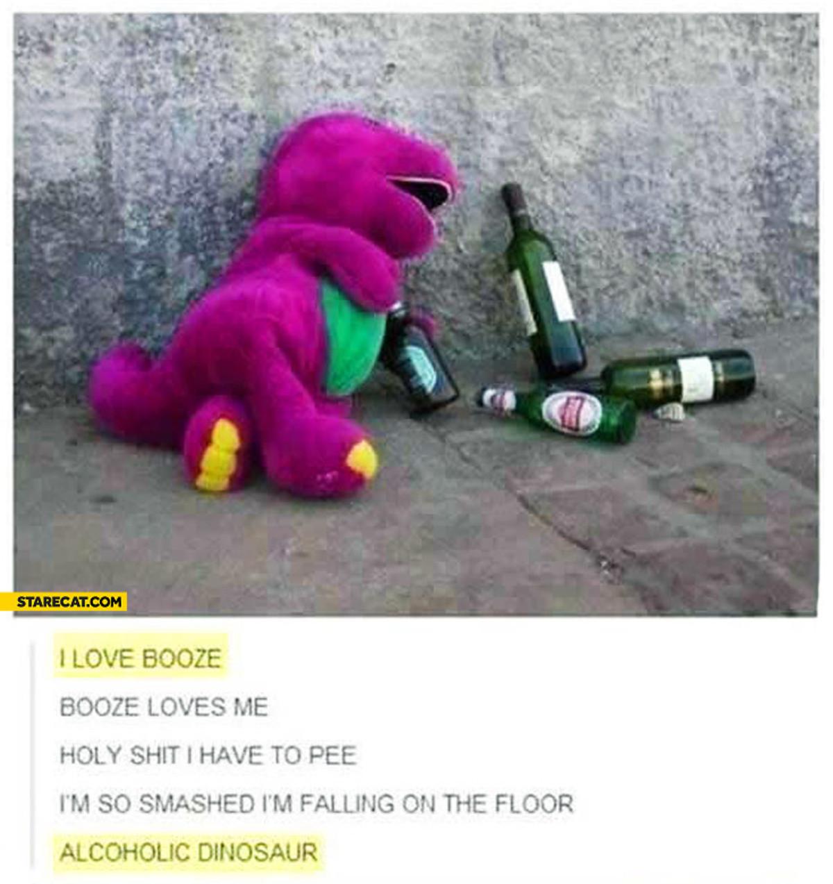 - Barney