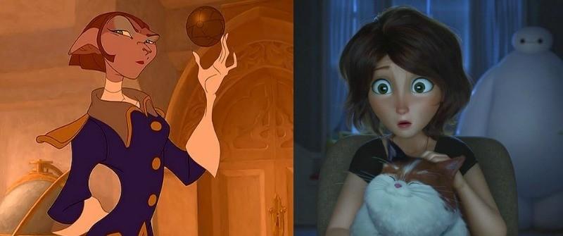 Best Disney/Pixar Girl - Round 3