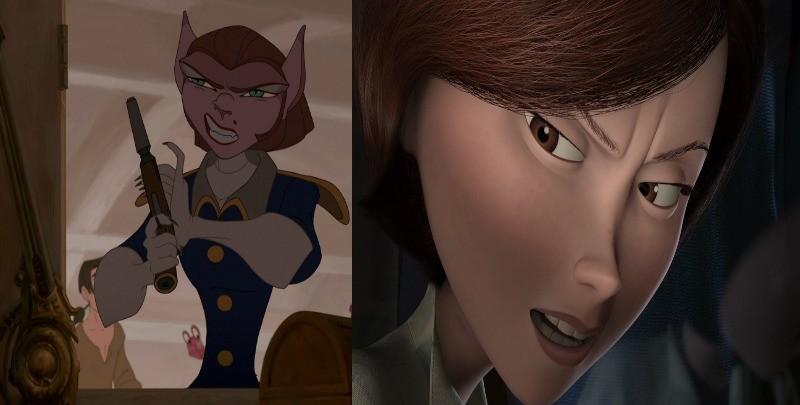 Best Disney/Pixar Girl - Round 4