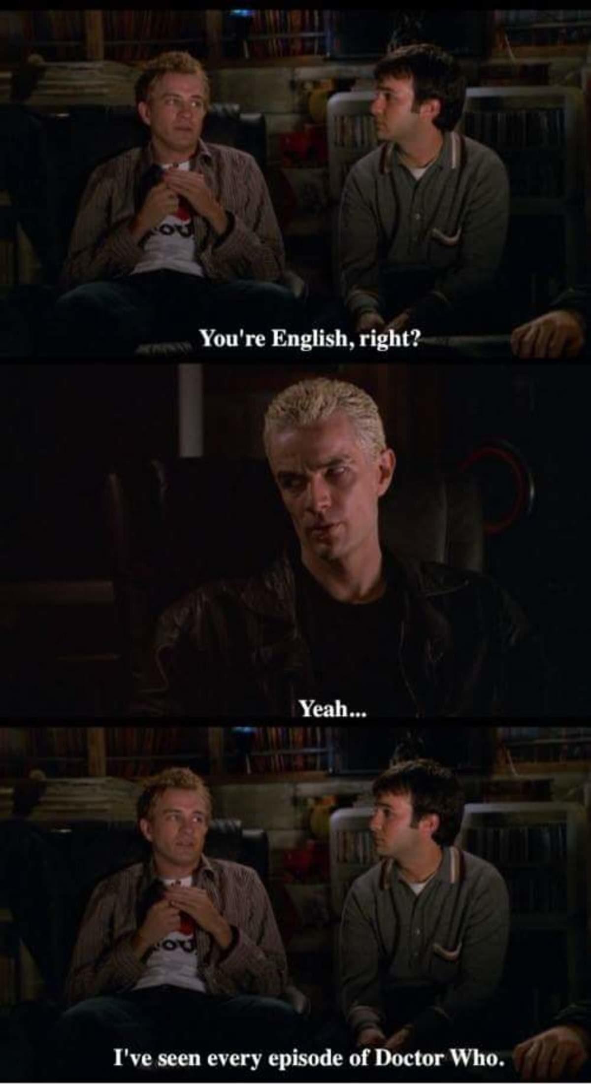 Buffy e Angel hook up