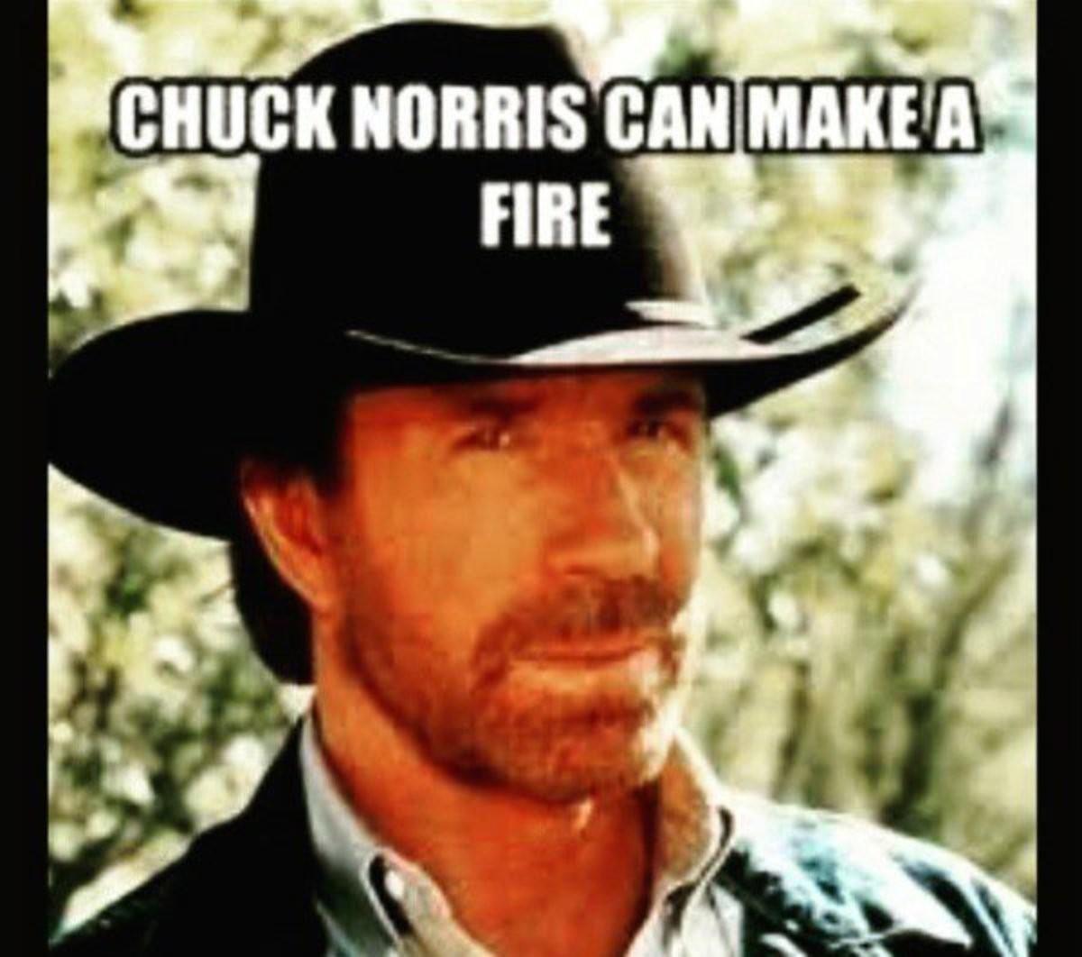 Chuck Norris Jokes, bu...