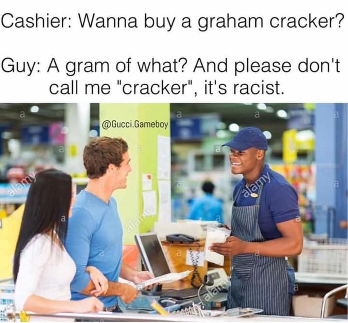 Cracka
