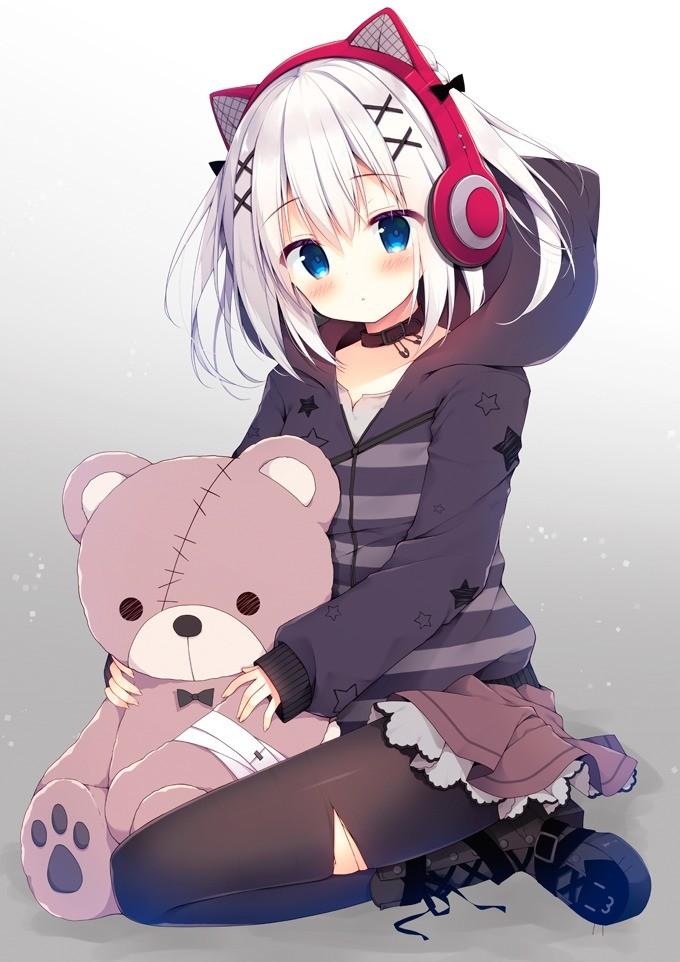 Cute Hentai Girl
