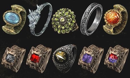 Dark Souls 3 Alle Ringe