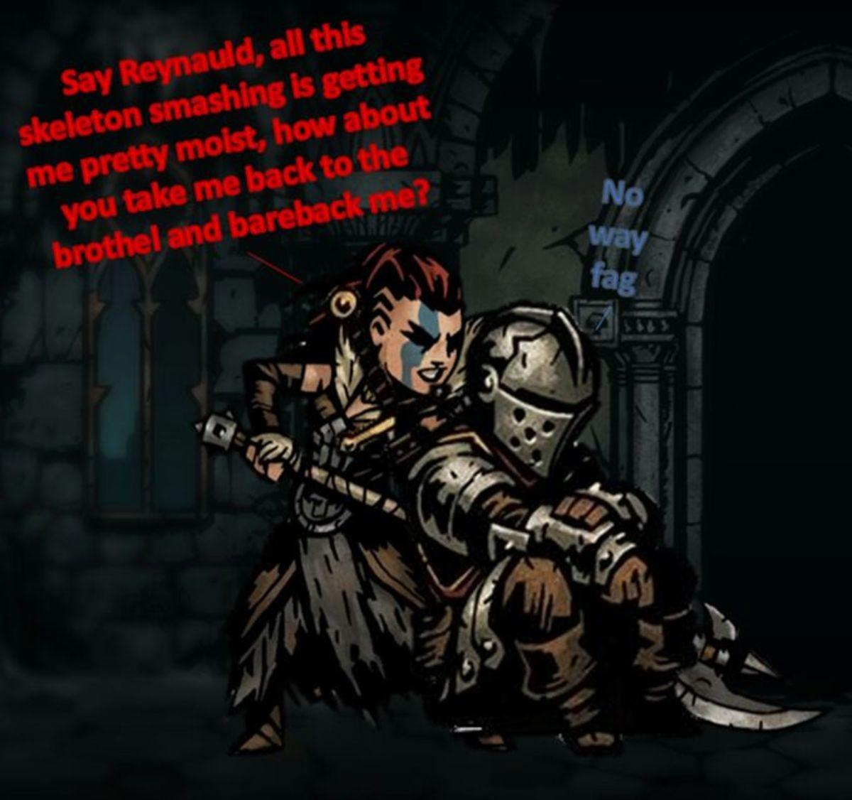 darkest dungeon begone thot