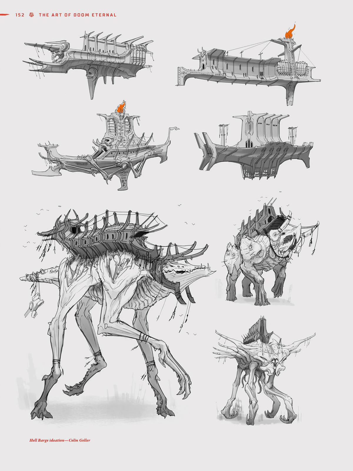Doom Eternal Art Book Leaked