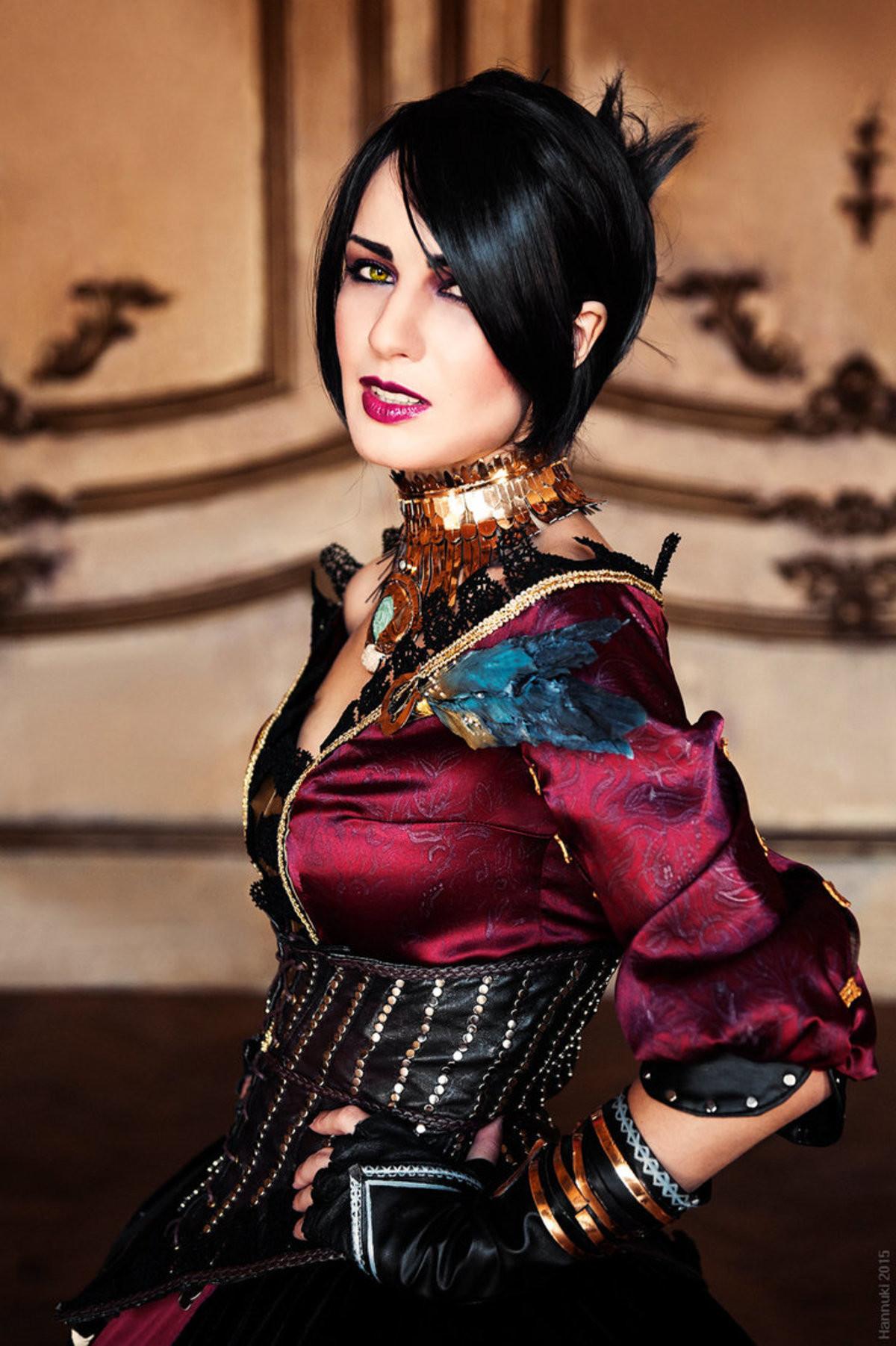 Dragon Age Cosplay Comp