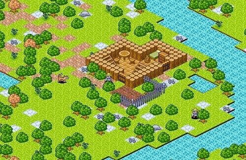 Dwarf Fortress 3D