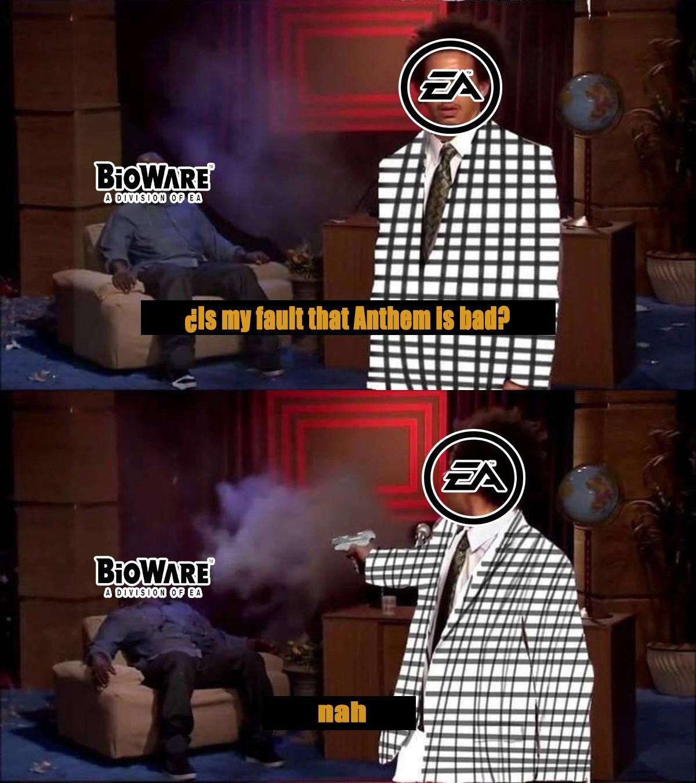 Ea Killed Bioware