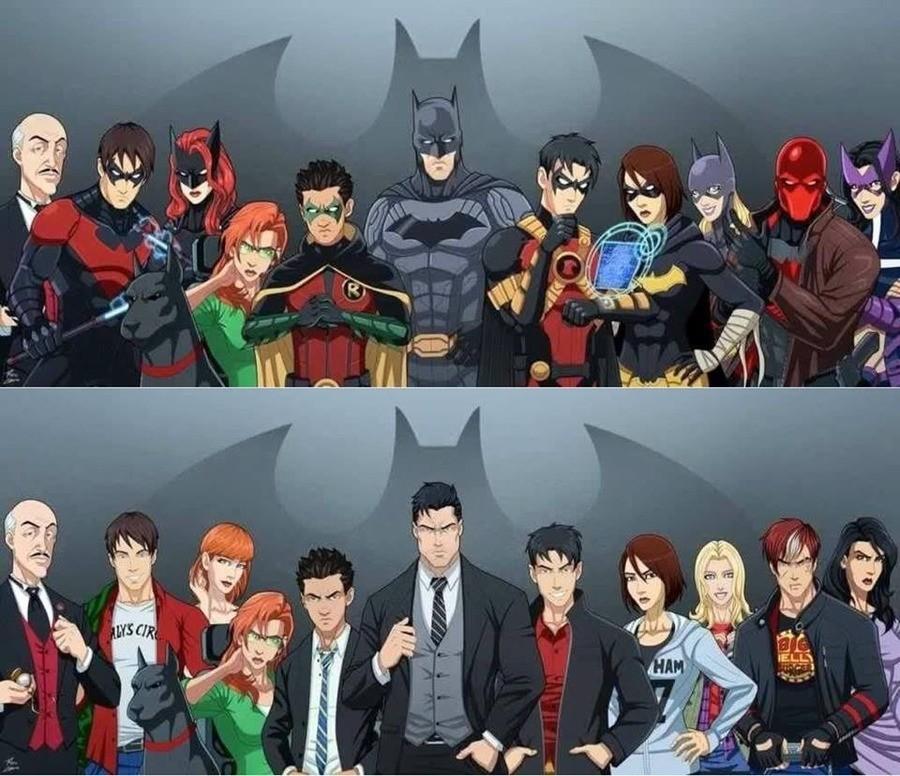 Image result for bat family