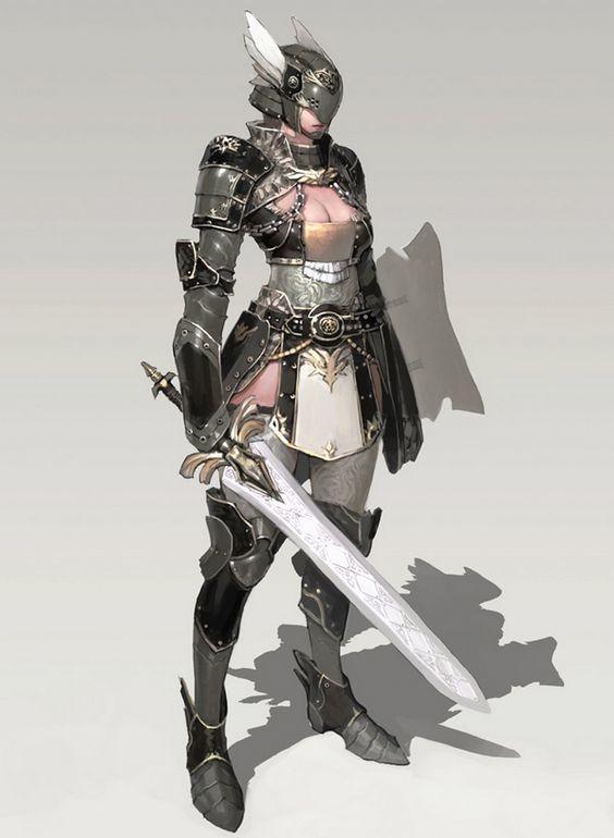Female Armor Pt2