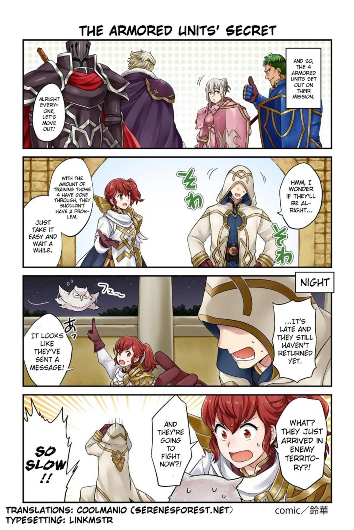 fire emblem heroes manga chapter 23