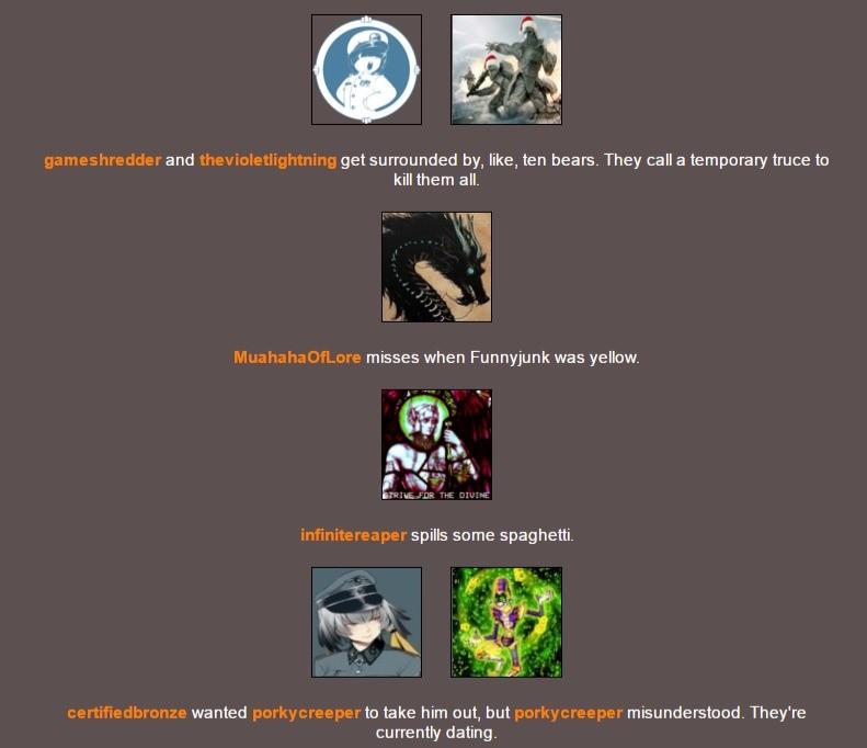 hunger games generator