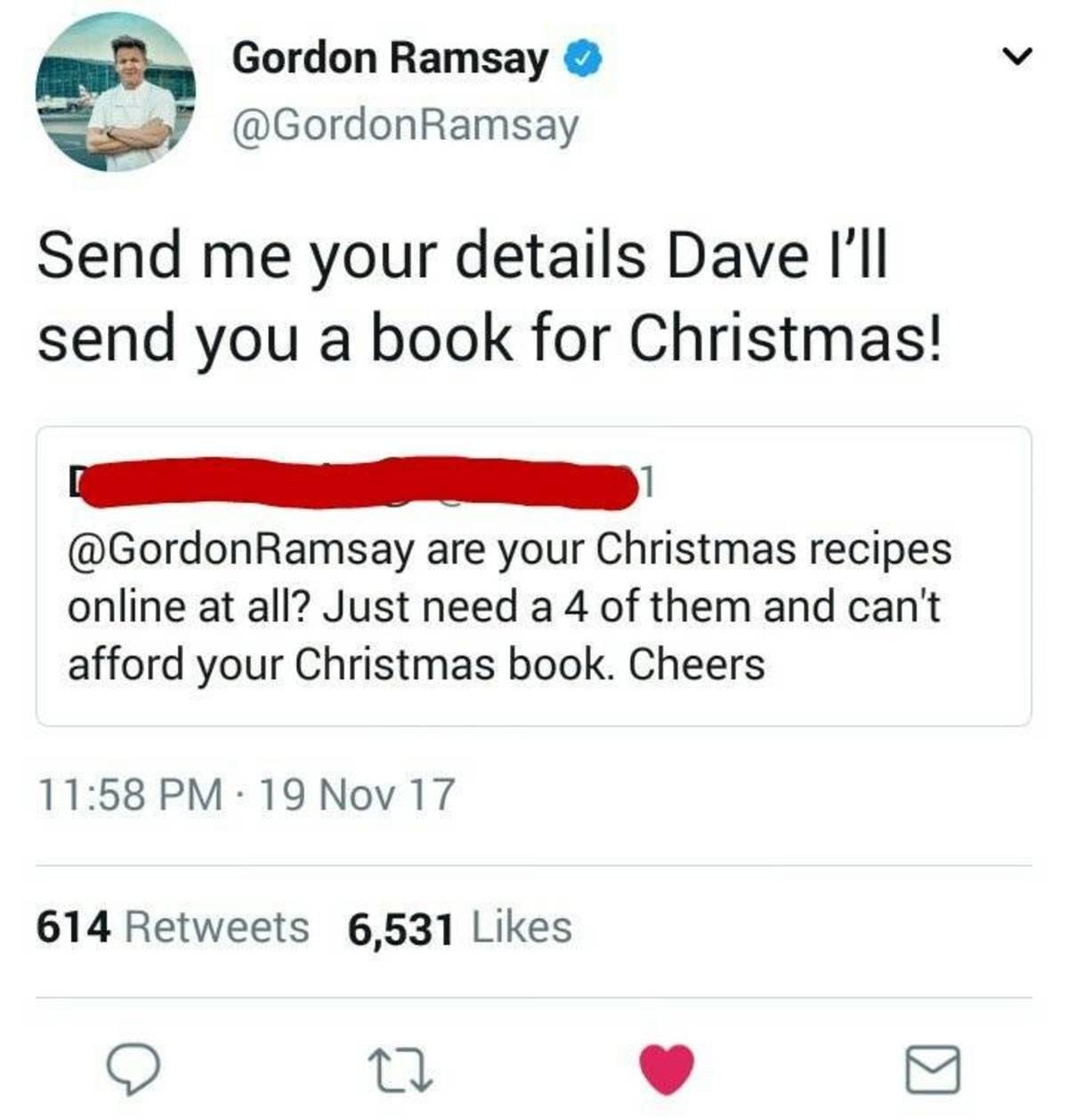 Gordon\'s a Gift