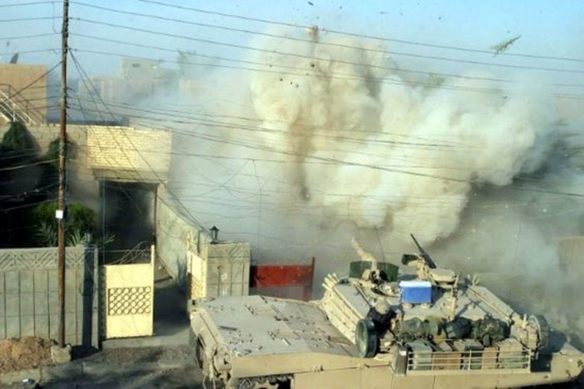 Gulf war/Iraq war dump 3