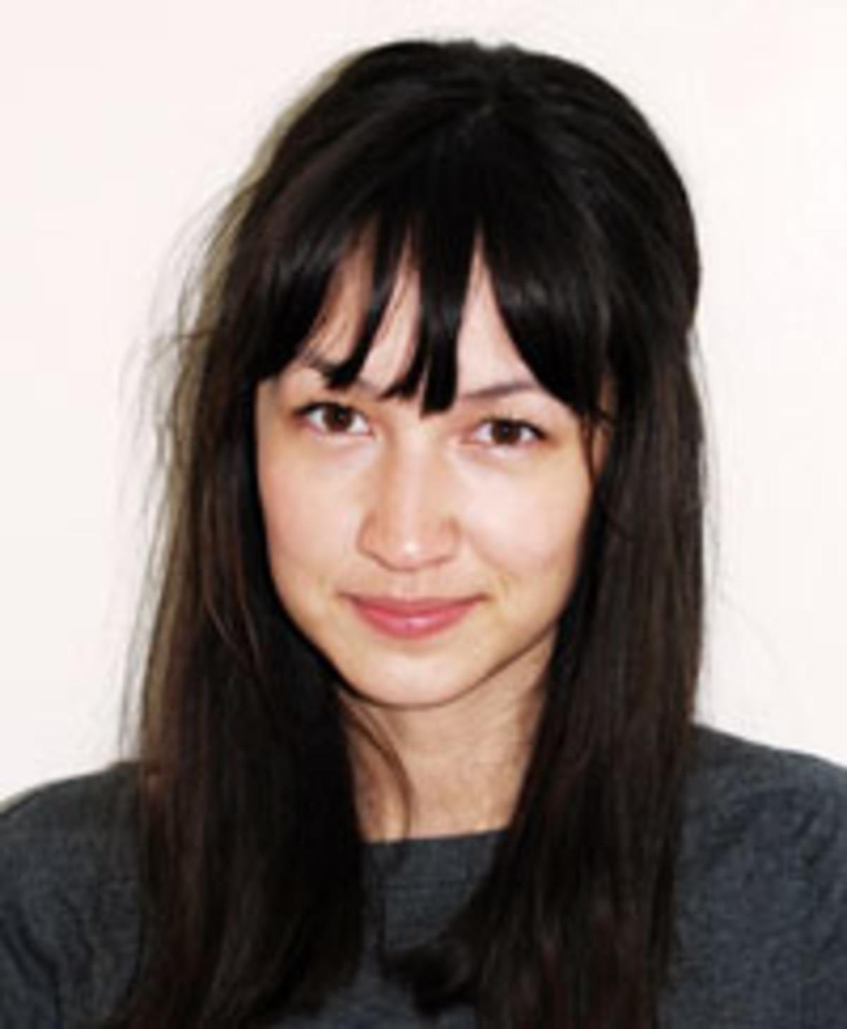 Half White Half Asian (Joss Fong)