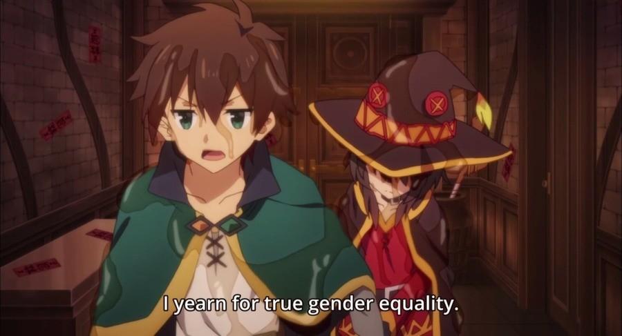 Kazumas Equality