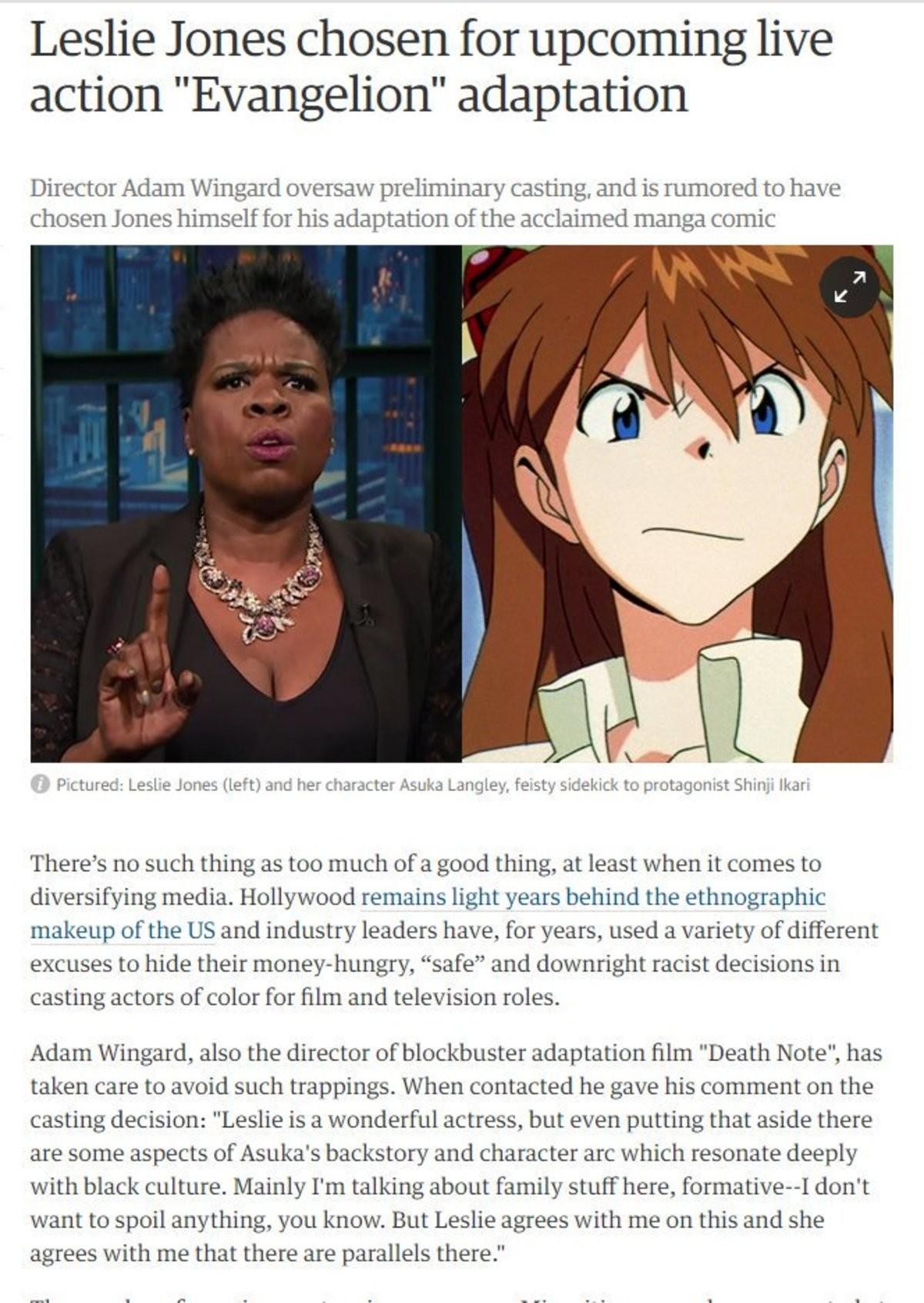 Lesli Jones As Asuka