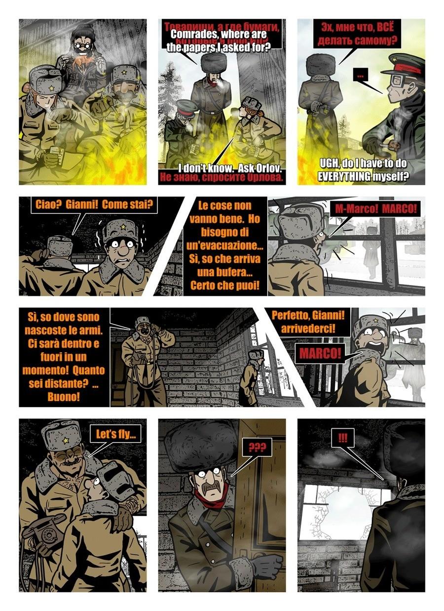 Un Certo Non So Che makvakia - story 2: page 42