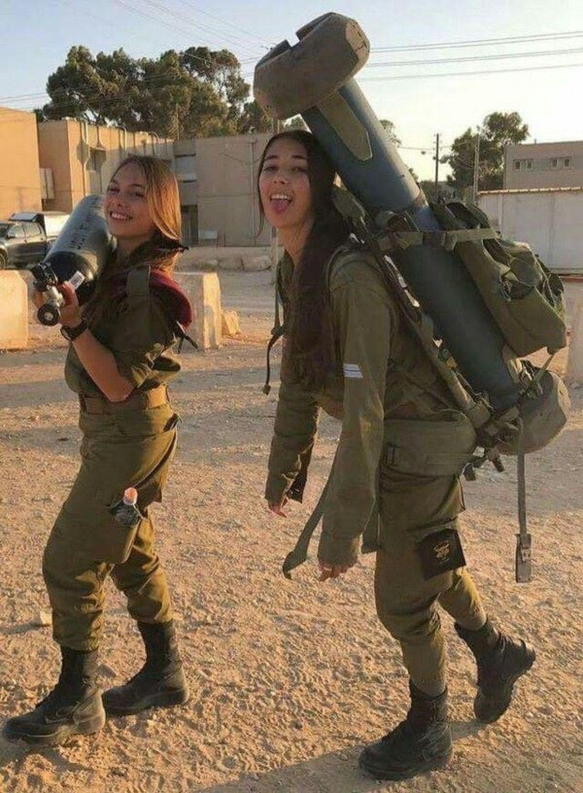 Us military girls