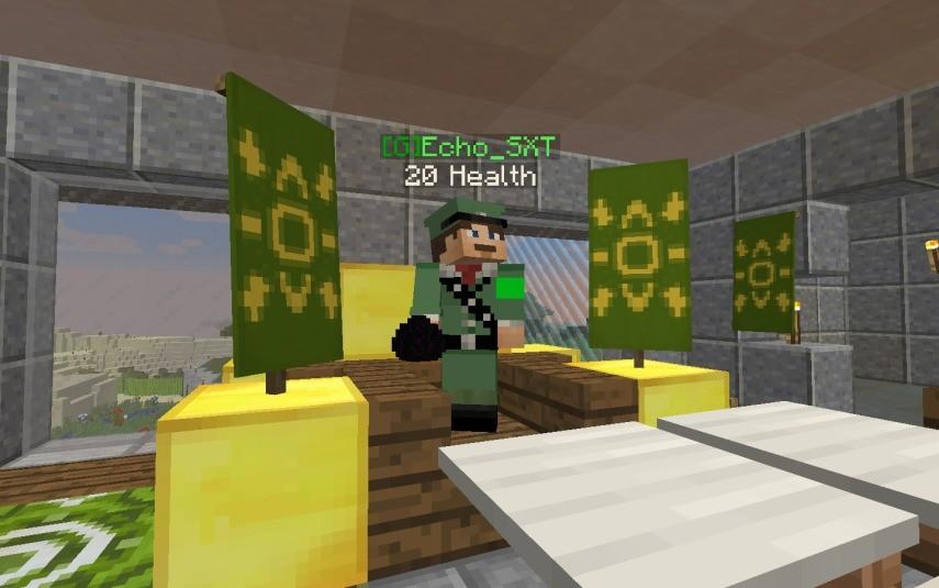 Minecraft 4k Edition