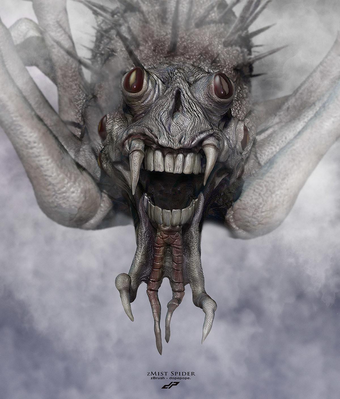 Monster Comp The Mist