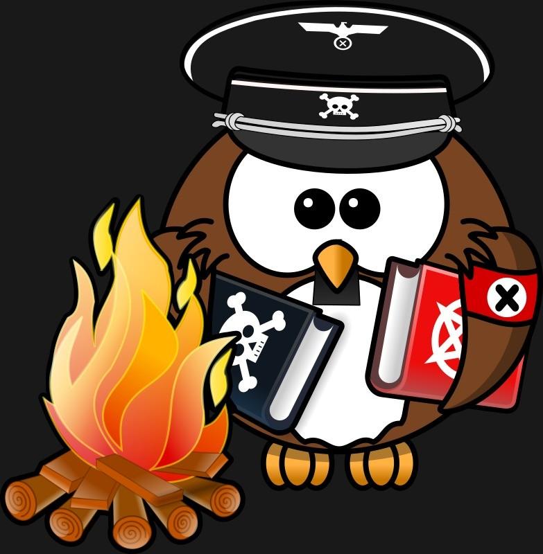 Nazi Owls - Heil Hootler!