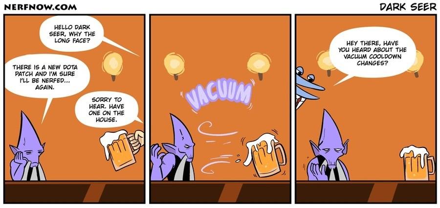 nerfnow dota 2 comics