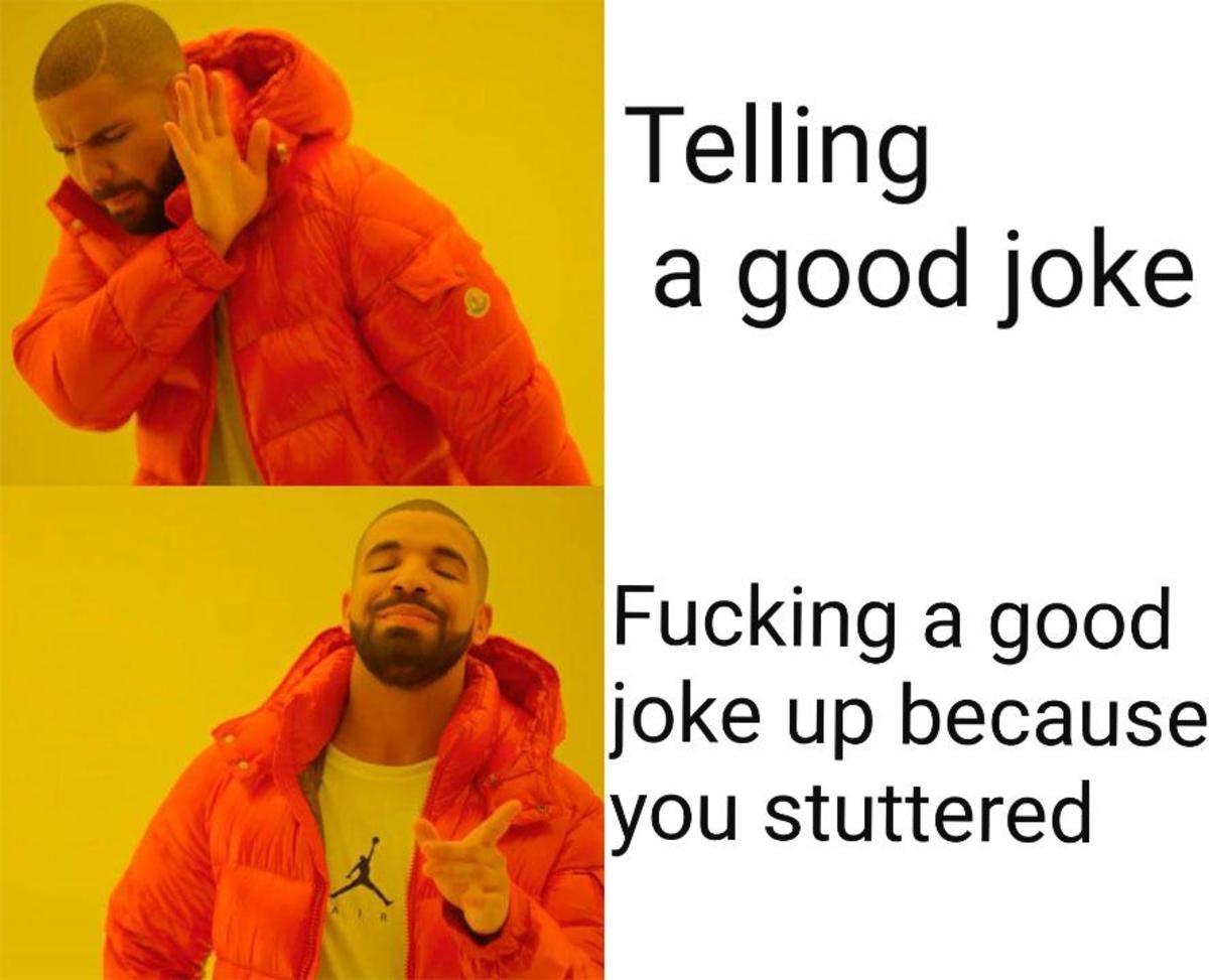 Fuck joke women