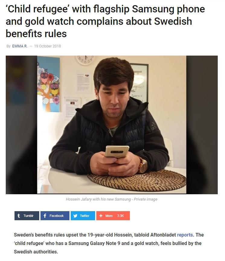 Resultado de imagen de Lidingö immigrant