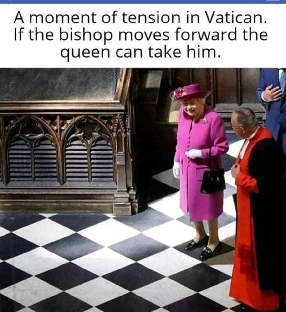 Queen To Number 15