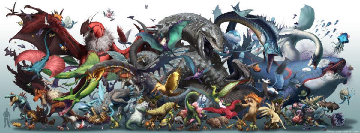 Realistic Pokemon Art