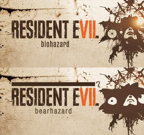 Resident Evil 7 S Logo Looks Like A Bear