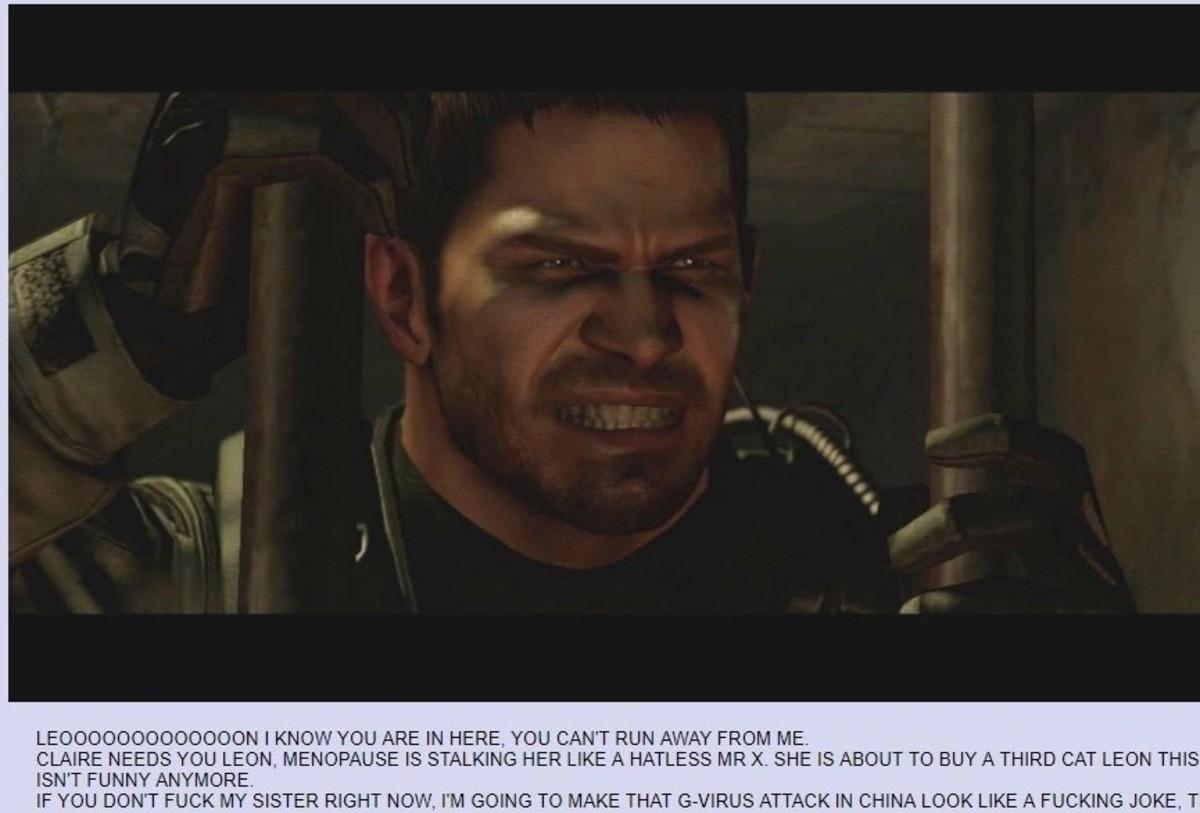 Resident Evil Meme Revival