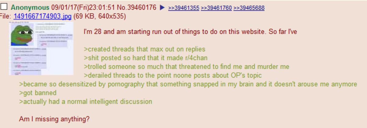 4chan körzetszám bekapcsolása