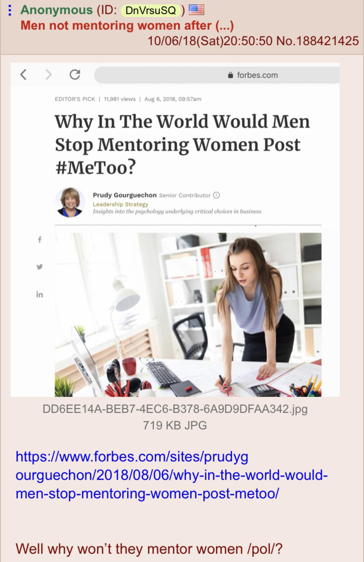 Why do men like bitch
