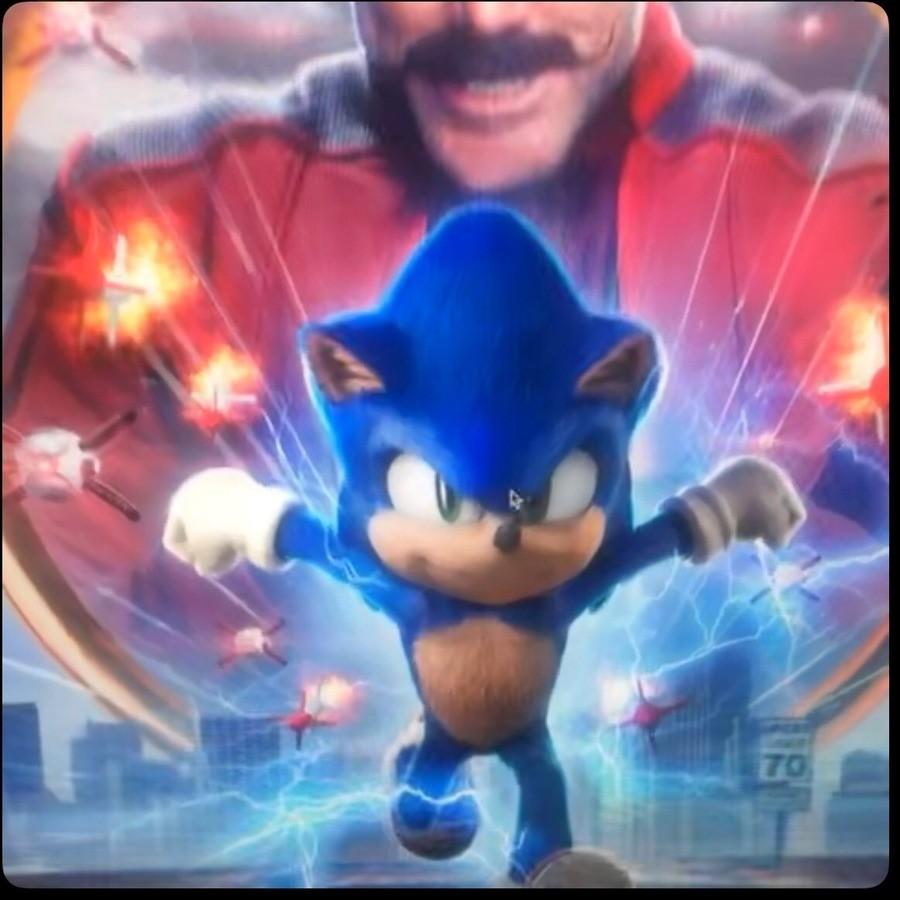 Sonic Movie Redesign Leak