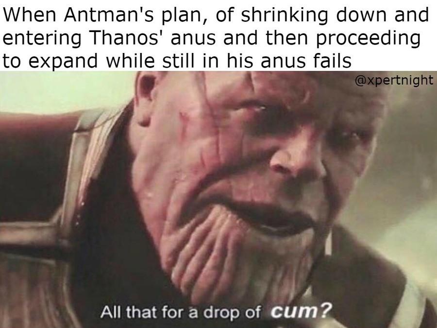 butt plug guy