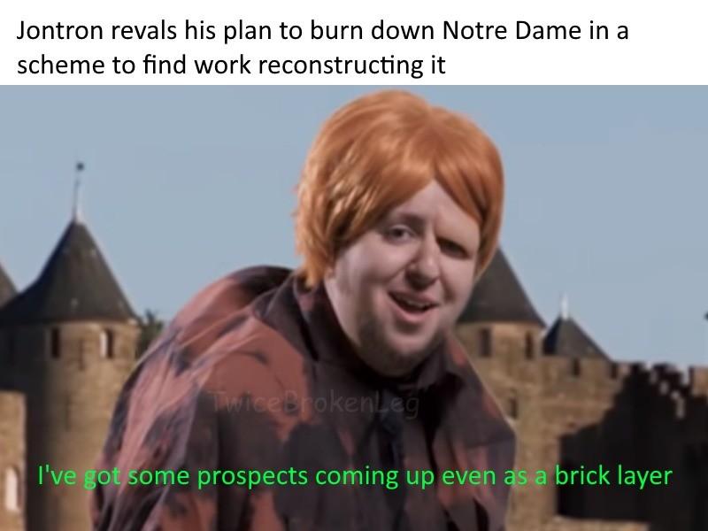 Too soon?